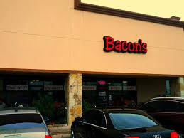 JOY Club Breakfast at Bacon's Bistro