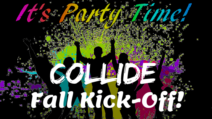 COLLIDE Fall Kick Off Party