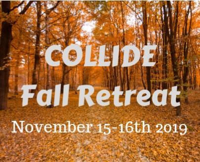 COLLIDE Fall Retreat