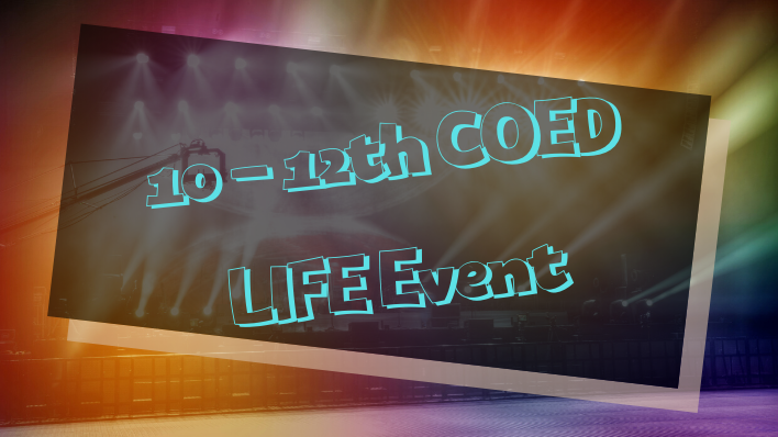 10th-12th Coed Life Group Event