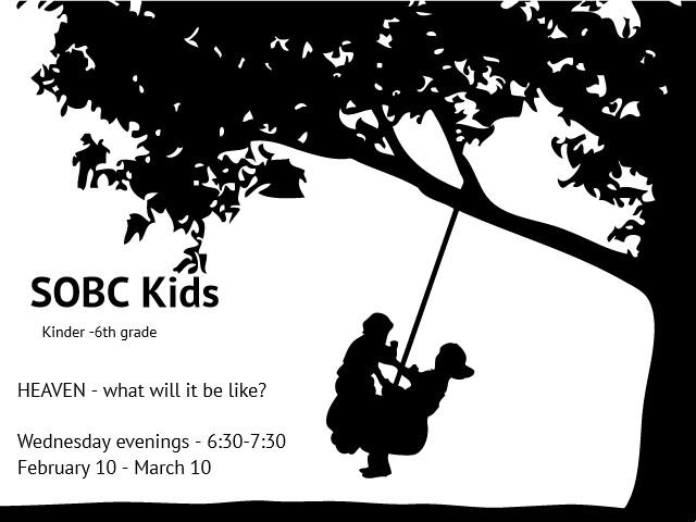 SOBC Kids - Wednesday Night